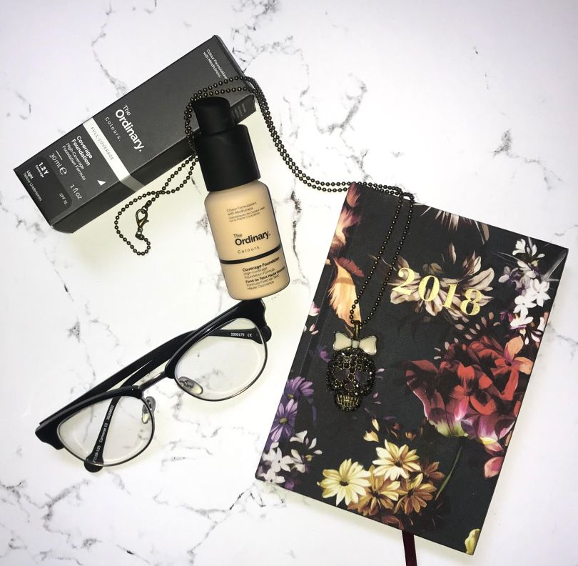 Fashion Beauty And Lifestyle Blogs: The Ordinary Foundation Review – Cosmetics Junkie