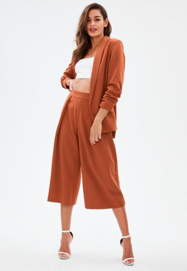 premium-orange-pleat-front-culottes