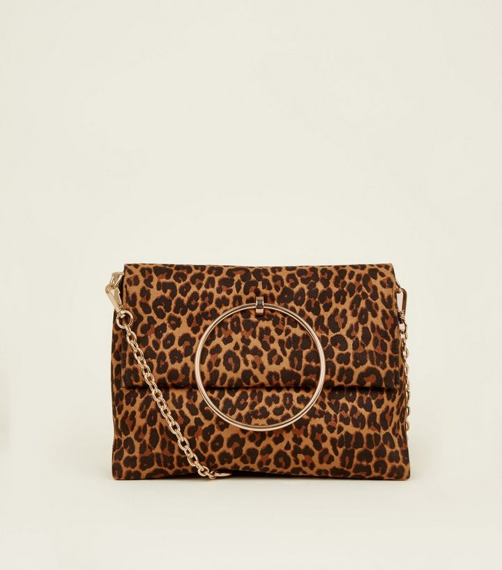 brown-leopard-print-suedette-ring-handle-bag