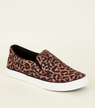 stone-leopard-print-canvas-slip-on-trainers