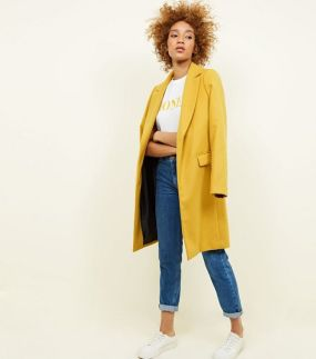mustard-single-breasted-formal-coat-