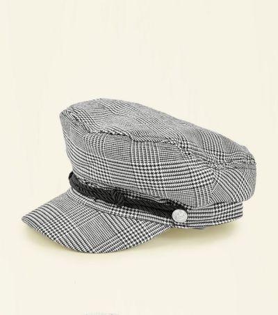 black-prince-of-wales-check-baker-boy-hat