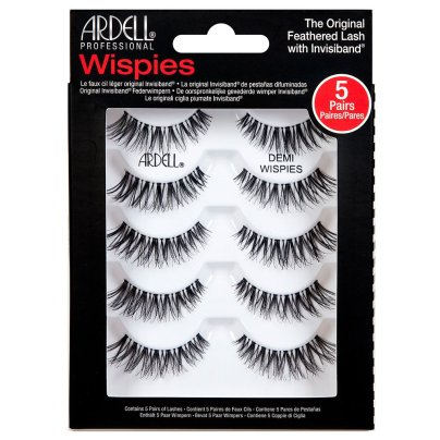 8b08d858c48 For strip lashes, I have Ardell Demi Wispies as you can buy them in packs,  so it saves you a little money! I change up my lashes each time depending  on ...