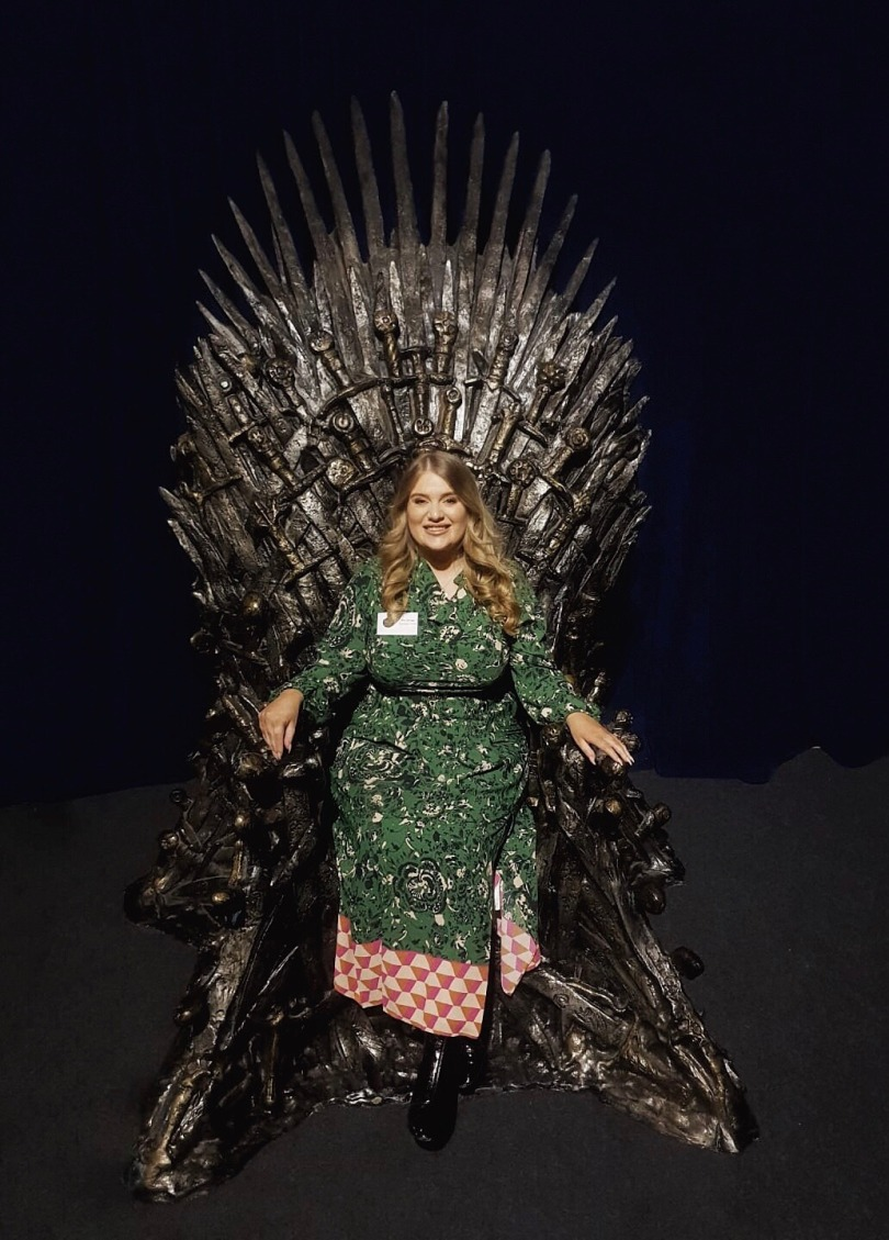 3374d25795e163 Game of Thrones Belfast Exhibition